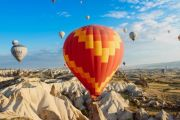 6 Day Istanbul, Cappadocia, Pamukkale Tour by Plane