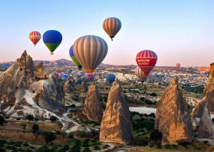 6 Day Tours of Turkey by Coach